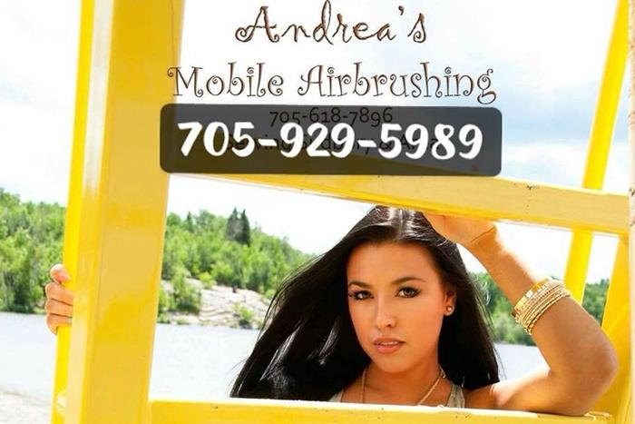 Andrea's Mobile Airbrushing
