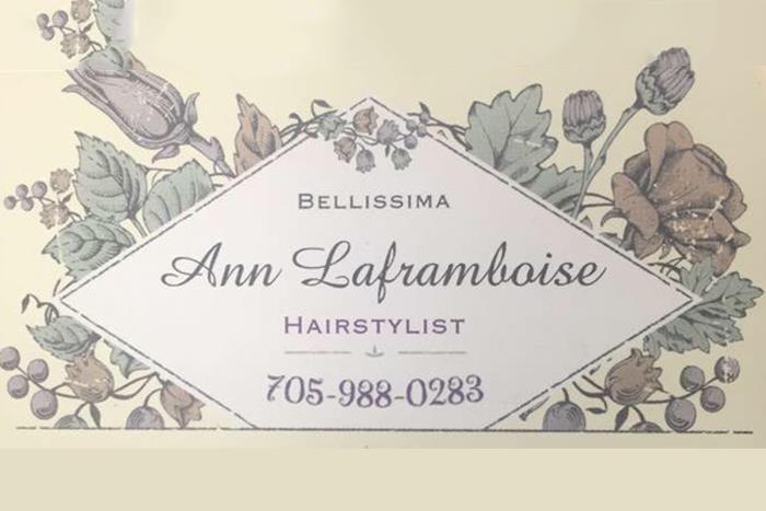 Bellissima Hair Studio by Ann Laframboise