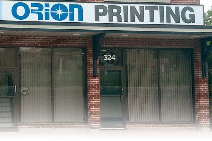 Orion Printing