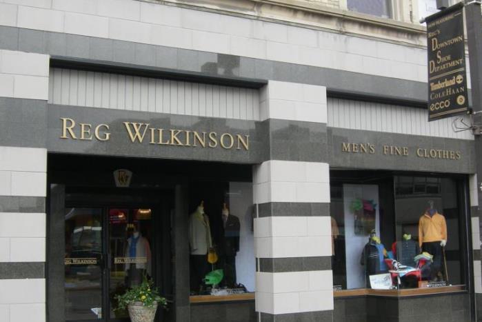 Reg Wilkinson