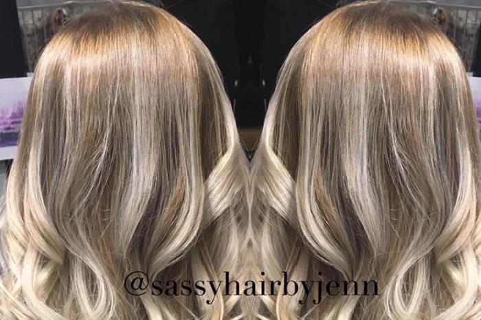 Sassy Hair by Jenn
