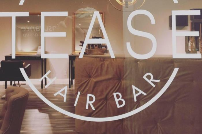 Tease Hair Bar