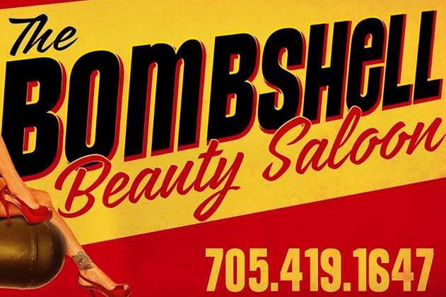 The Bombshell Beauty Saloon