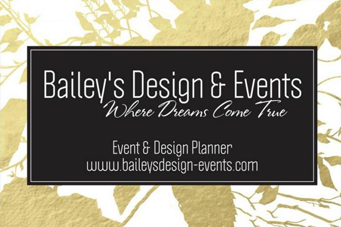 Bailey's Design and Events