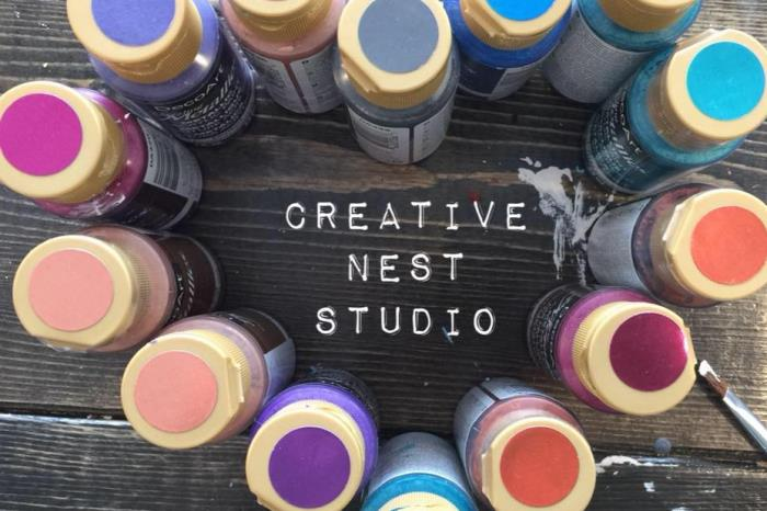 Creative Nest Studios - Di-Cuts
