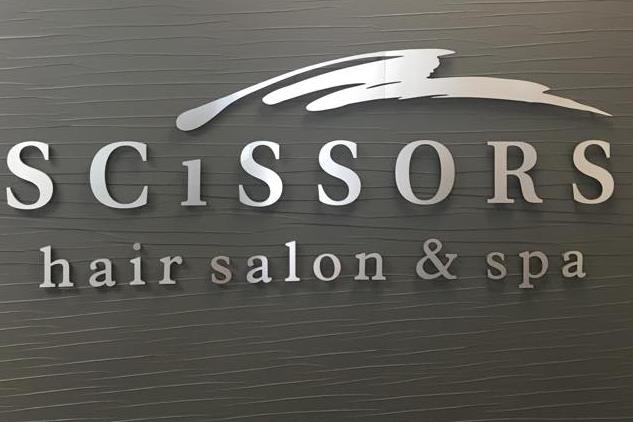 Scissors hair salon and spa