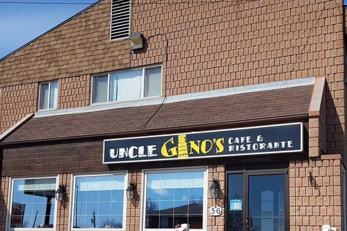 Uncle Gino's Cafe
